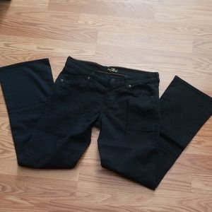 The Flirt Black Jeans